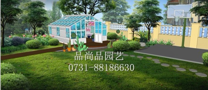 長沙碧桂園別墅園林景觀設計