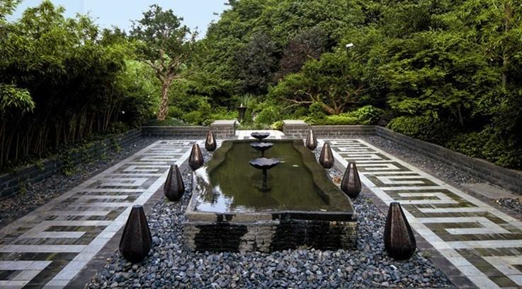 新中式园林建筑典范